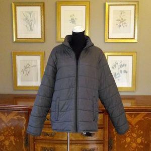 0218 Men's Izod Puffer Jacket